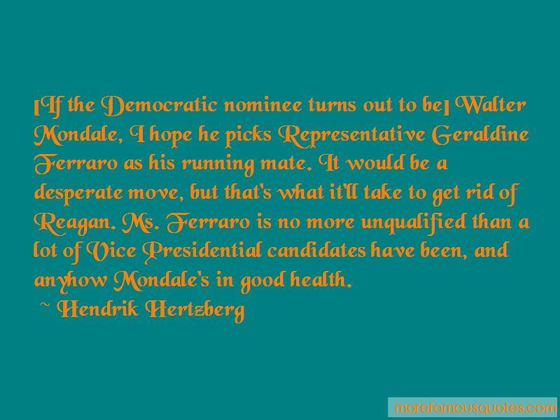 Hendrik Hertzberg Quotes Pictures 2