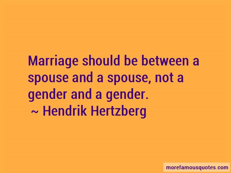 Hendrik Hertzberg Quotes Pictures 3