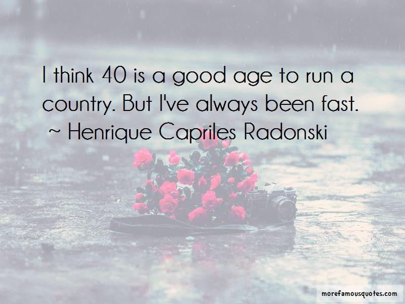 Henrique Capriles Radonski Quotes Pictures 2