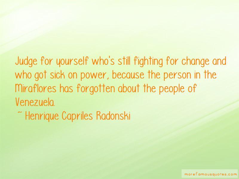 Henrique Capriles Radonski Quotes Pictures 4