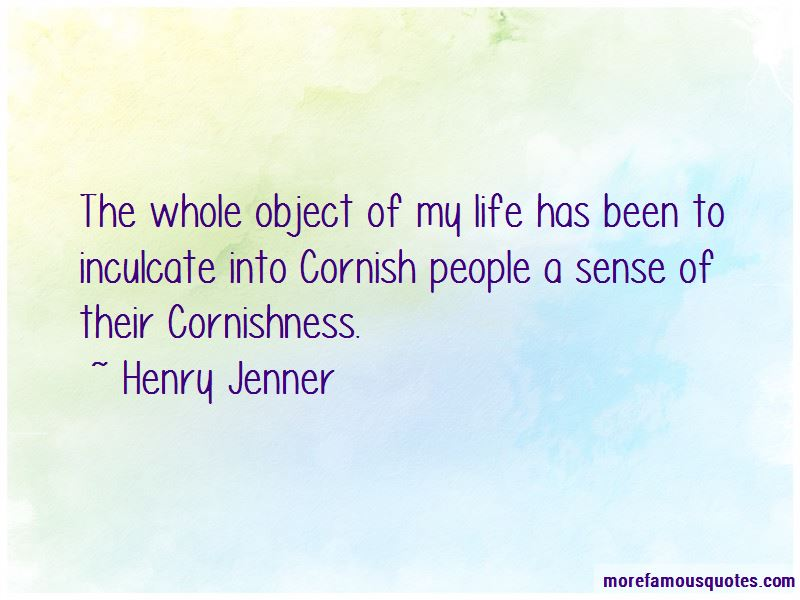 Henry Jenner Quotes Pictures 2