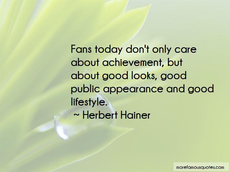 Herbert Hainer Quotes