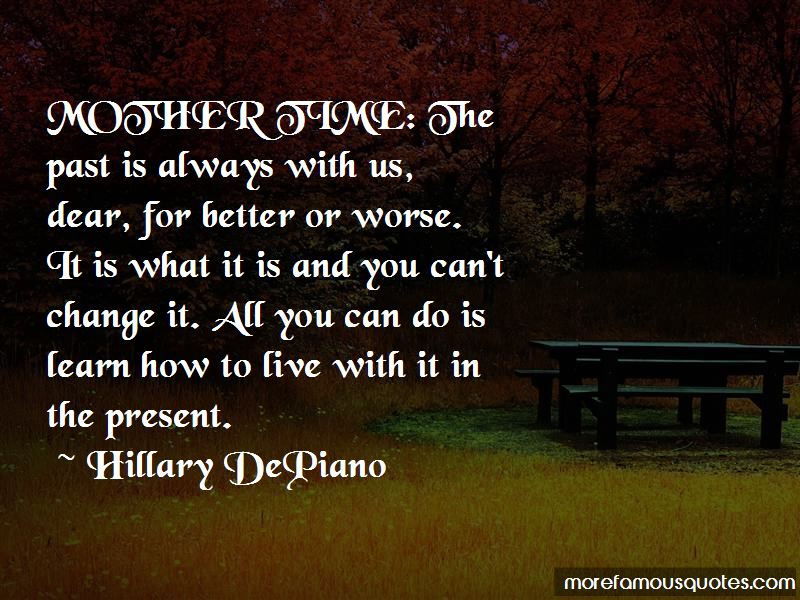 Hillary DePiano Quotes Pictures 4