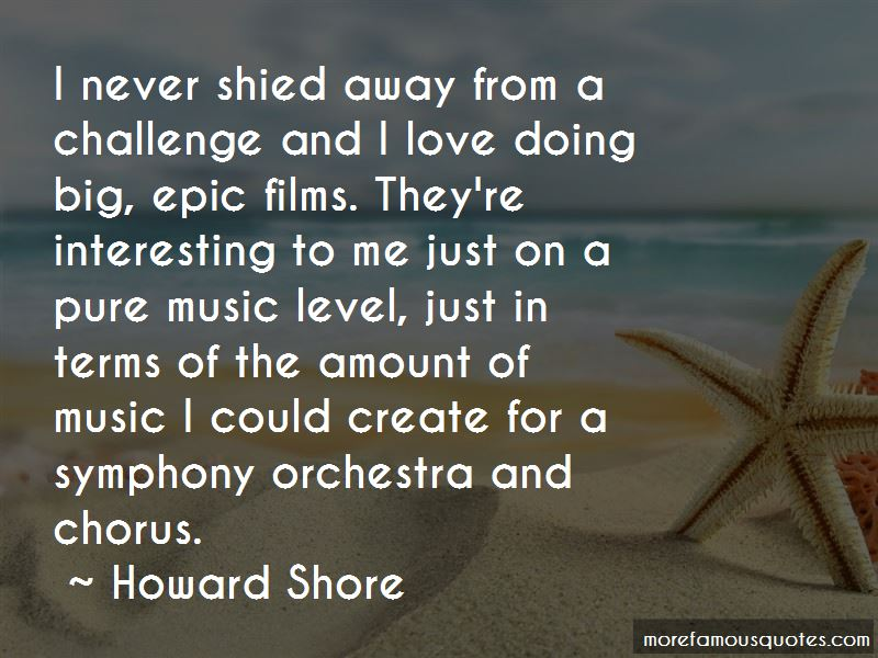 Howard Shore Quotes Pictures 3