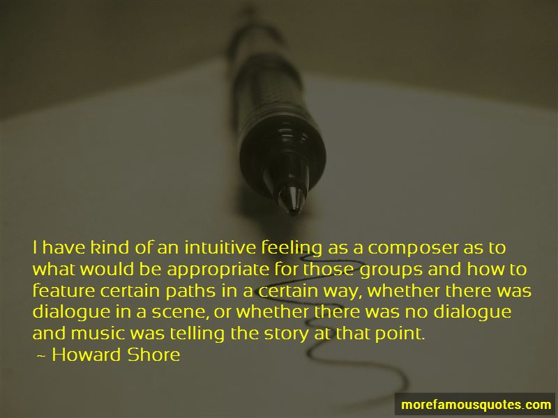 Howard Shore Quotes Pictures 4