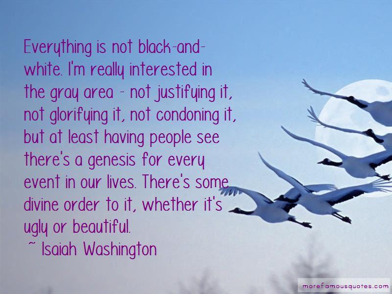 Isaiah Washington Quotes Pictures 4