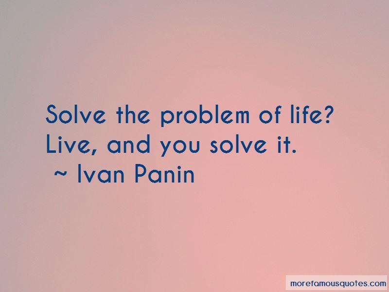 Ivan Panin Quotes