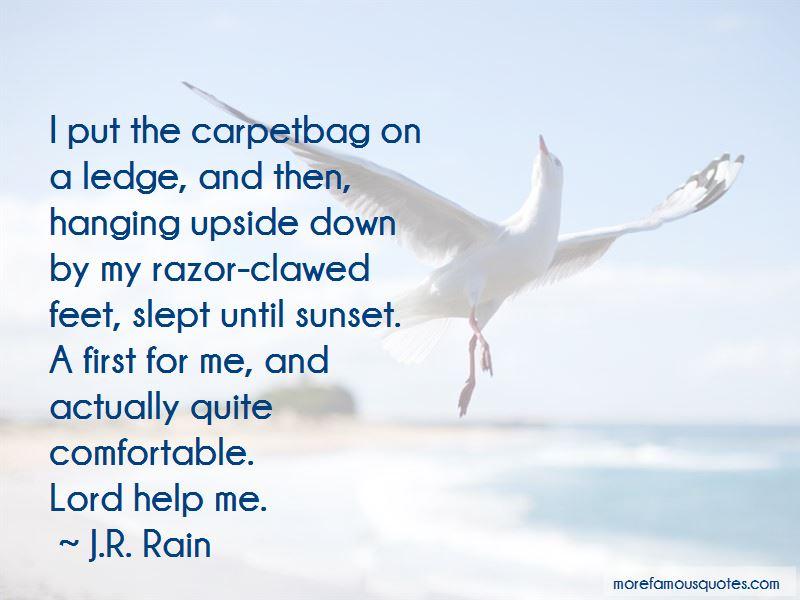 J.R. Rain Quotes Pictures 4