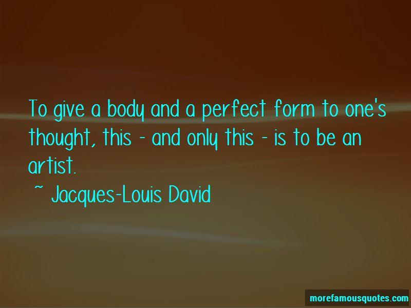 Jacques-Louis David Quotes Pictures 3
