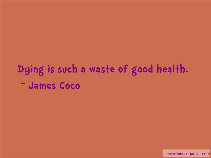 James Coco Quotes Pictures 2