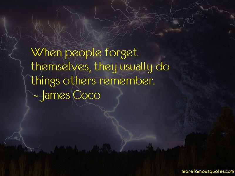James Coco Quotes