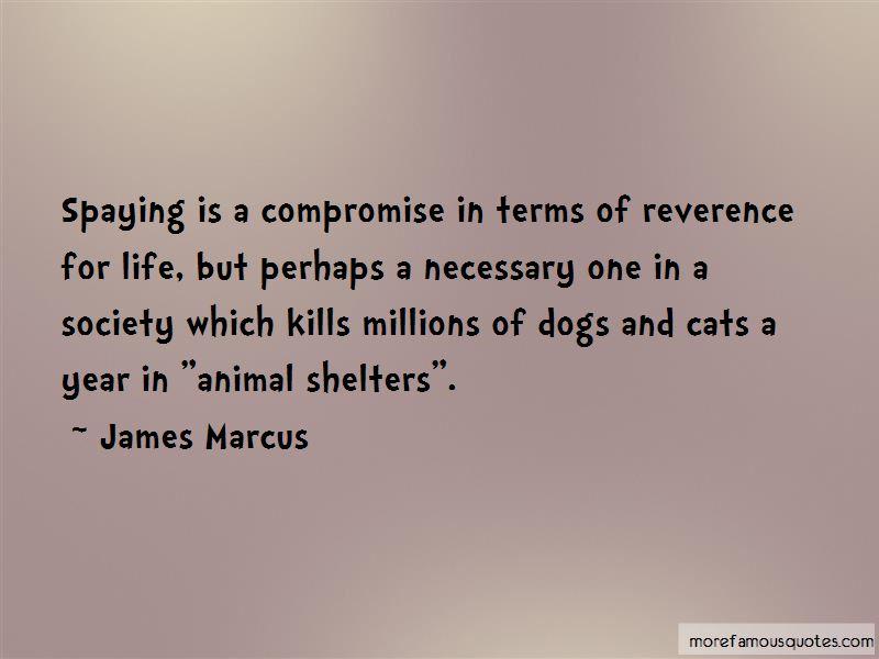 James Marcus Quotes