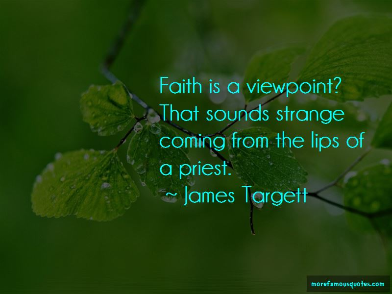 James Targett Quotes Pictures 2