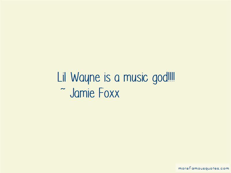 Jamie Foxx Quotes