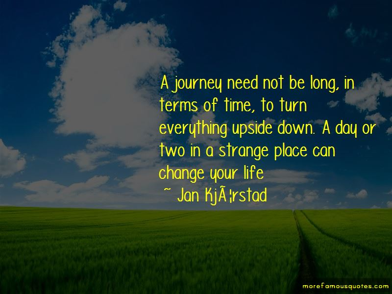 Jan Kjærstad Quotes Pictures 2