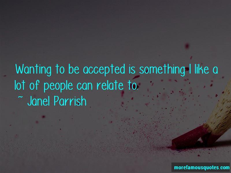 Janel Parrish Quotes Pictures 2