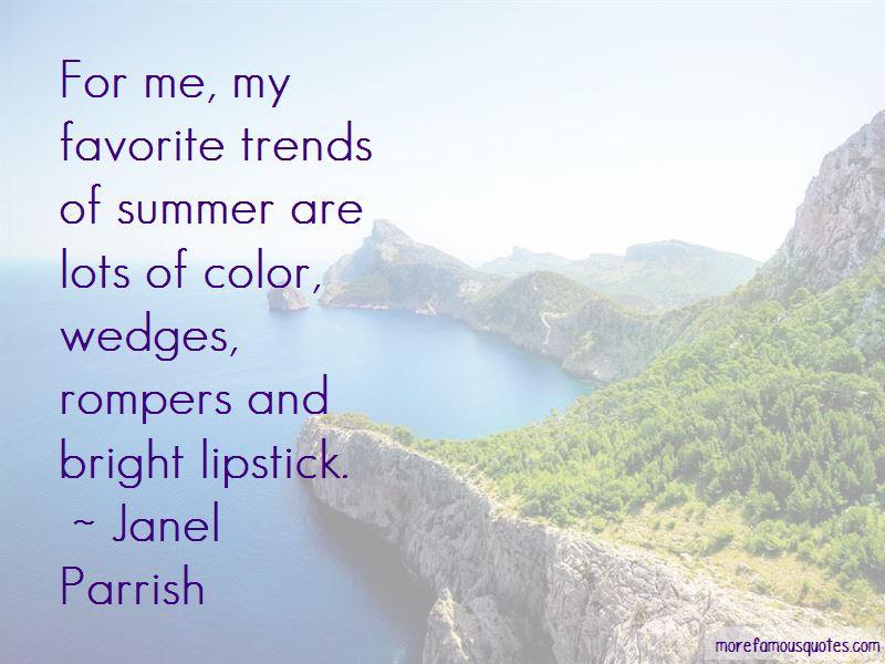 Janel Parrish Quotes Pictures 3