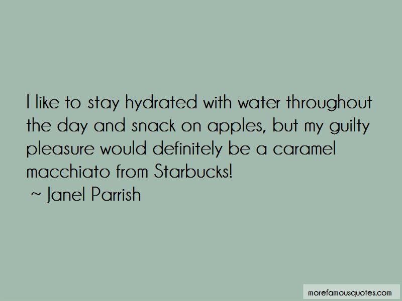 Janel Parrish Quotes Pictures 4