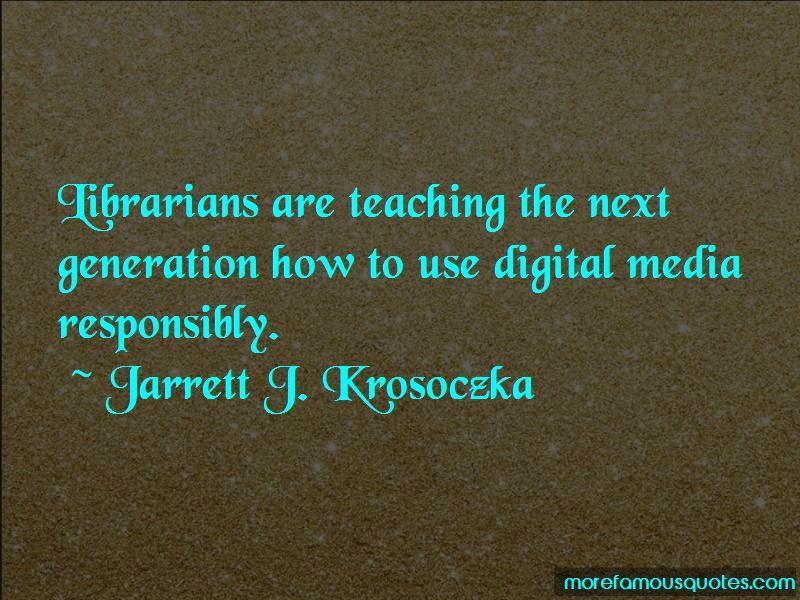 Jarrett J. Krosoczka Quotes
