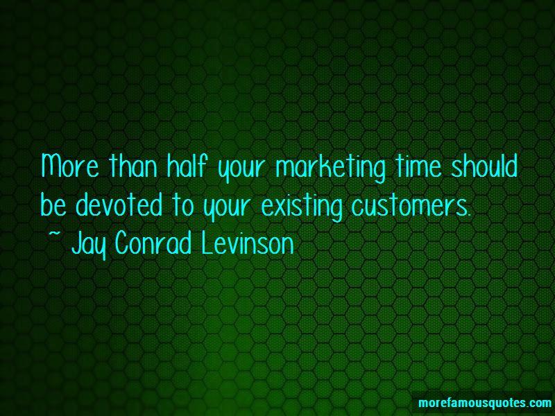 Jay Conrad Levinson Quotes Pictures 2