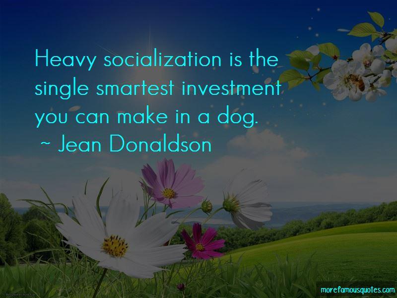 Jean Donaldson Quotes Pictures 3