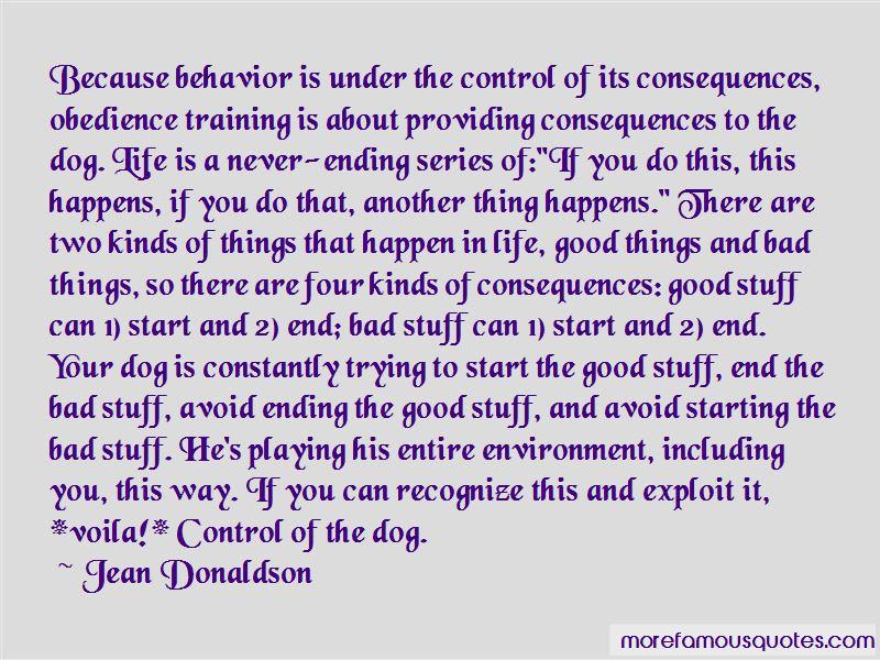 Jean Donaldson Quotes Pictures 4