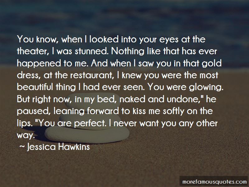 Jessica Hawkins Quotes