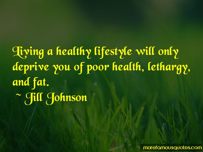 Jill Johnson Quotes Pictures 4