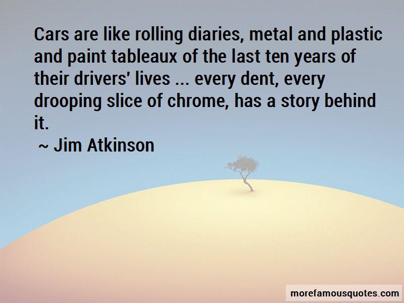 Jim Atkinson Quotes