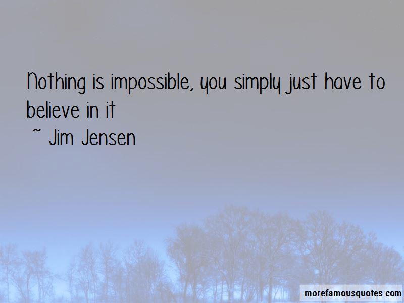 Jim Jensen Quotes Pictures 2