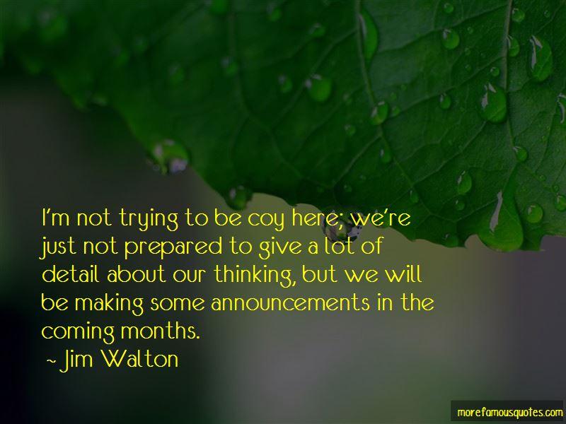 Jim Walton Quotes Pictures 3