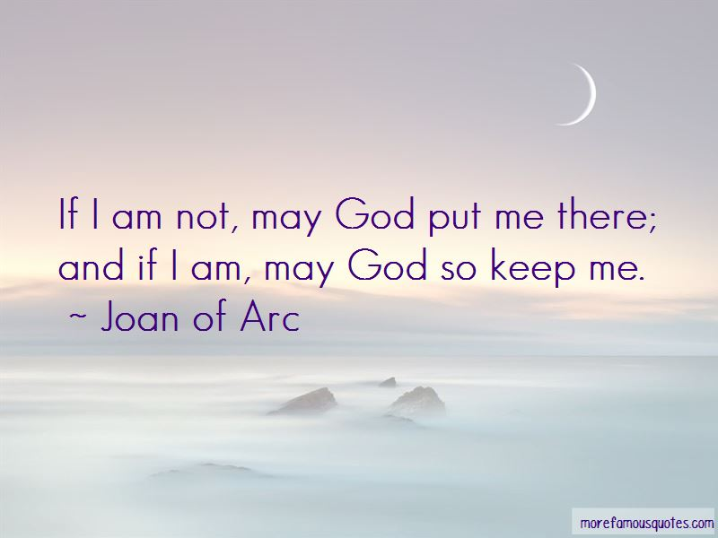Joan Of Arc Quotes Pictures 2