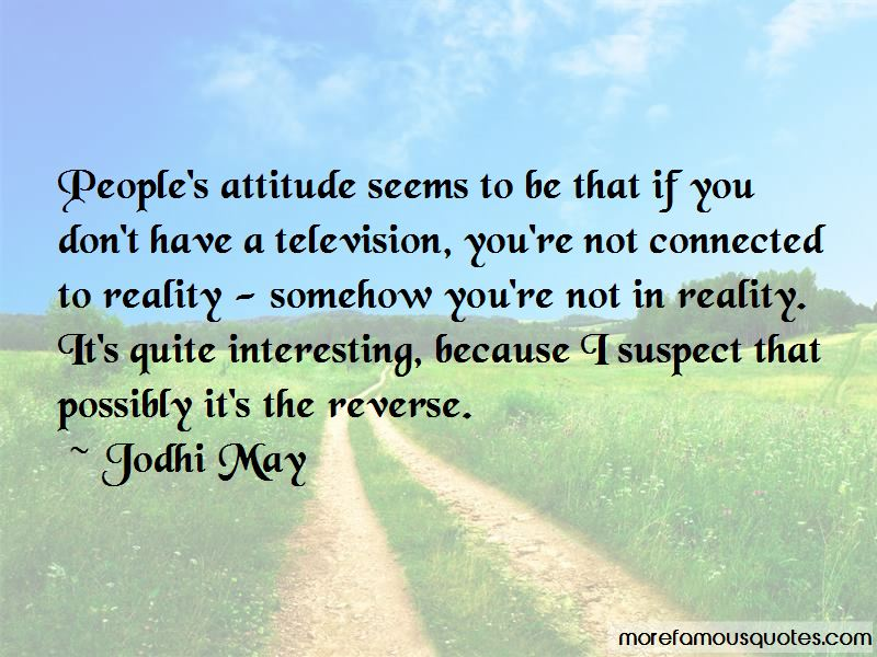 Jodhi May Quotes Pictures 2