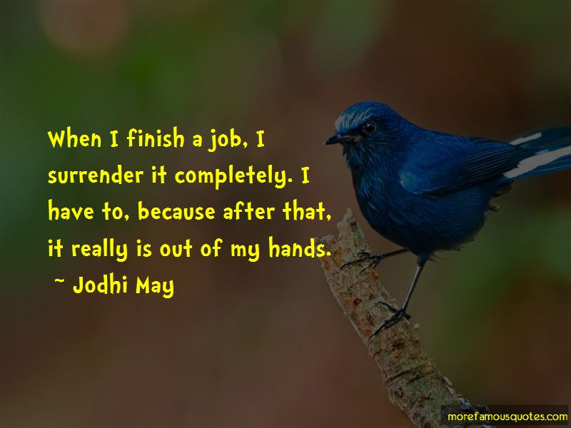 Jodhi May Quotes Pictures 4