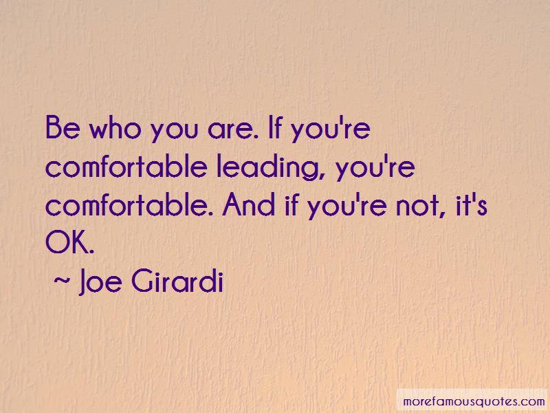 Joe Girardi Quotes Pictures 2