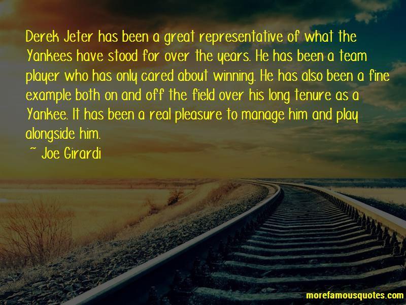 Joe Girardi Quotes Pictures 4