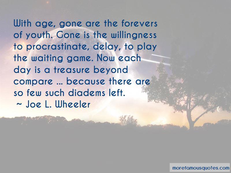 Joe L. Wheeler Quotes Pictures 4