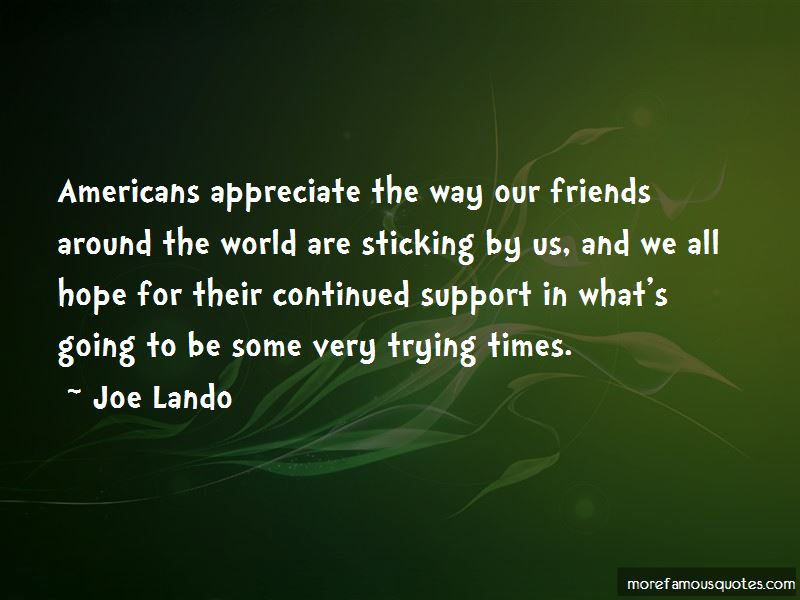 Joe Lando Quotes Pictures 2