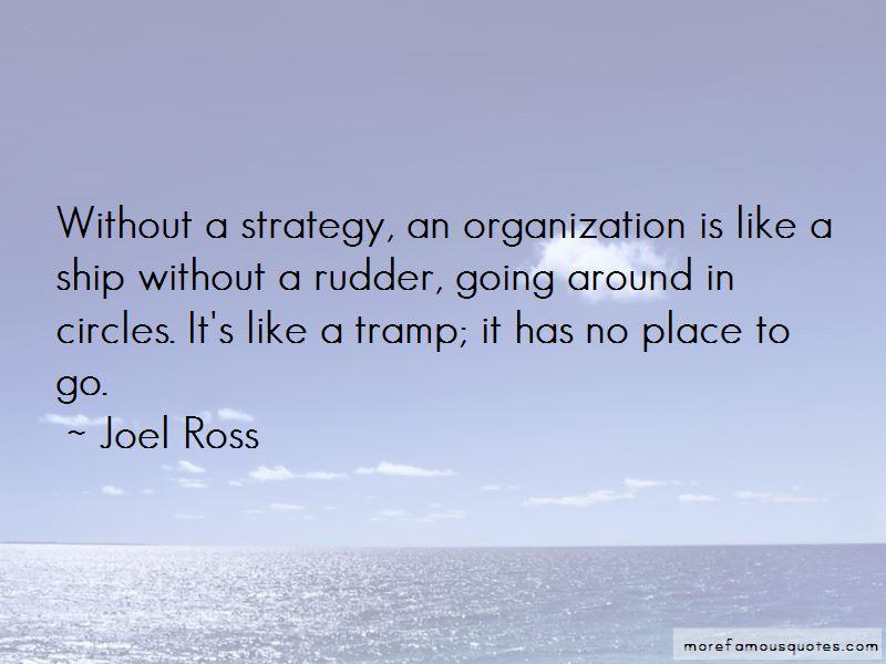 Joel Ross Quotes