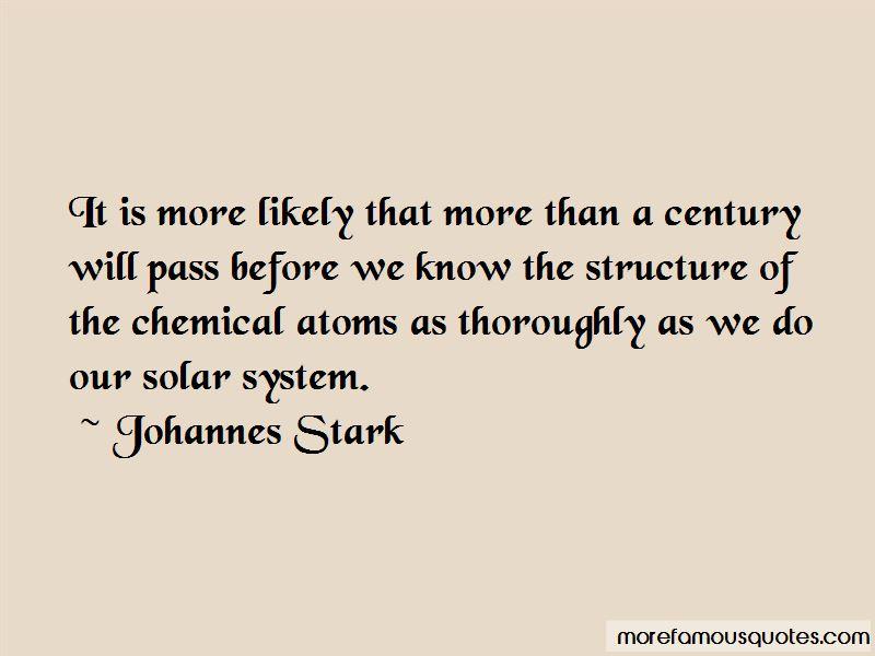 Johannes Stark Quotes Pictures 3