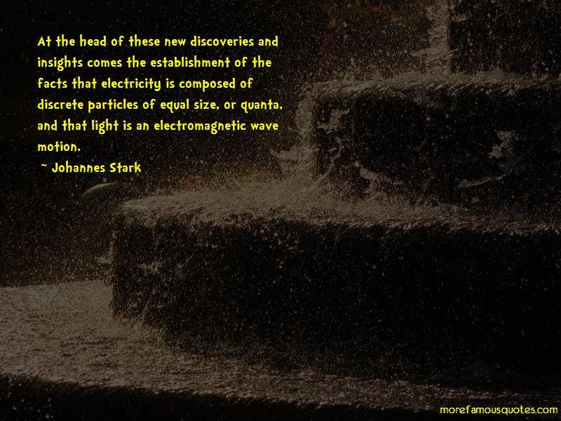 Johannes Stark Quotes Pictures 4
