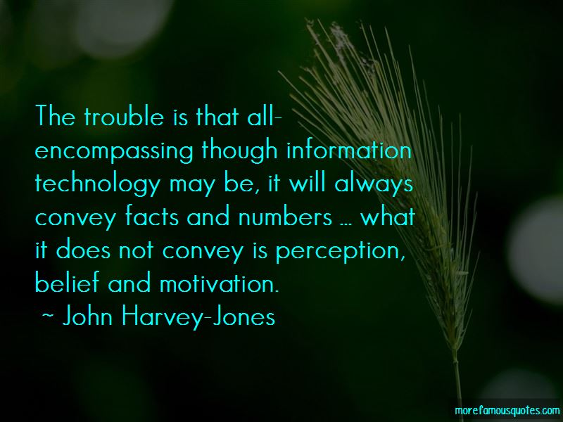 John Harvey-Jones Quotes