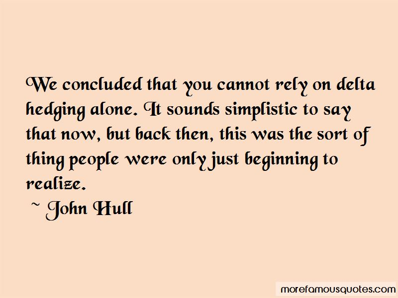 John Hull Quotes Pictures 4