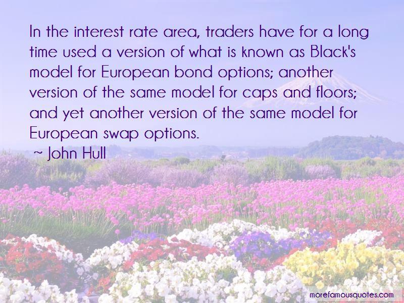 John Hull Quotes