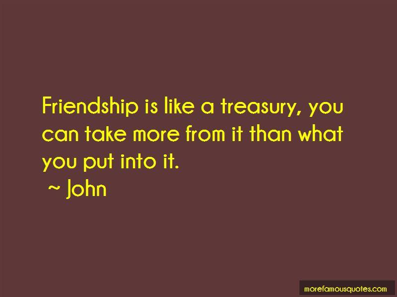 John Quotes