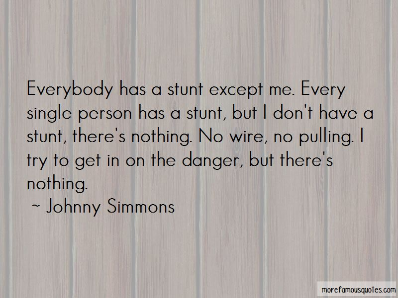 Johnny Simmons Quotes Pictures 3