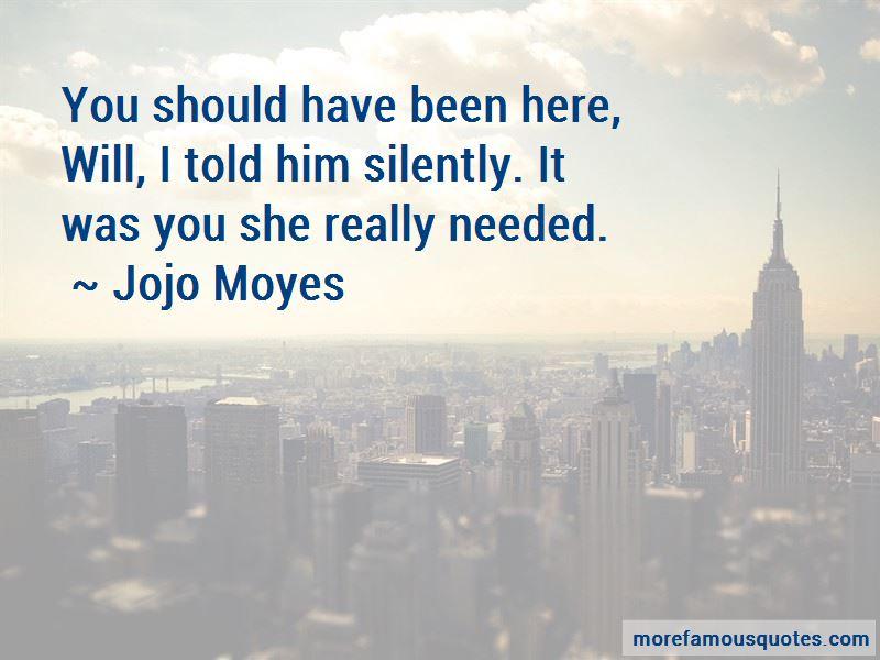 Jojo Moyes Quotes Pictures 3
