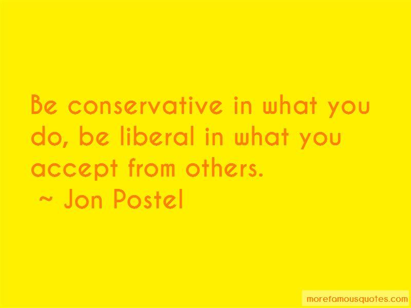 Jon Postel Quotes Pictures 4