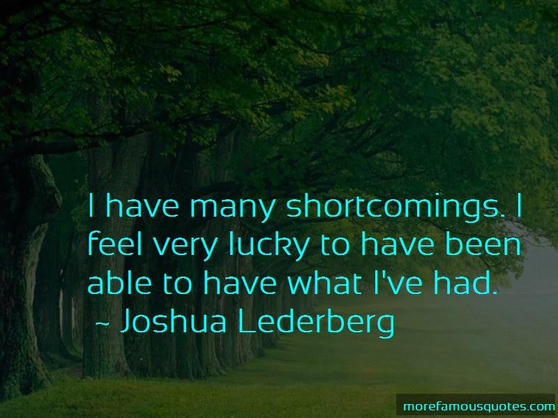 Joshua Lederberg Quotes Pictures 2