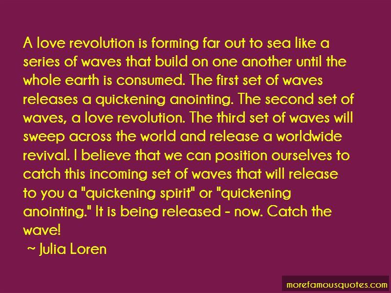 Julia Loren Quotes